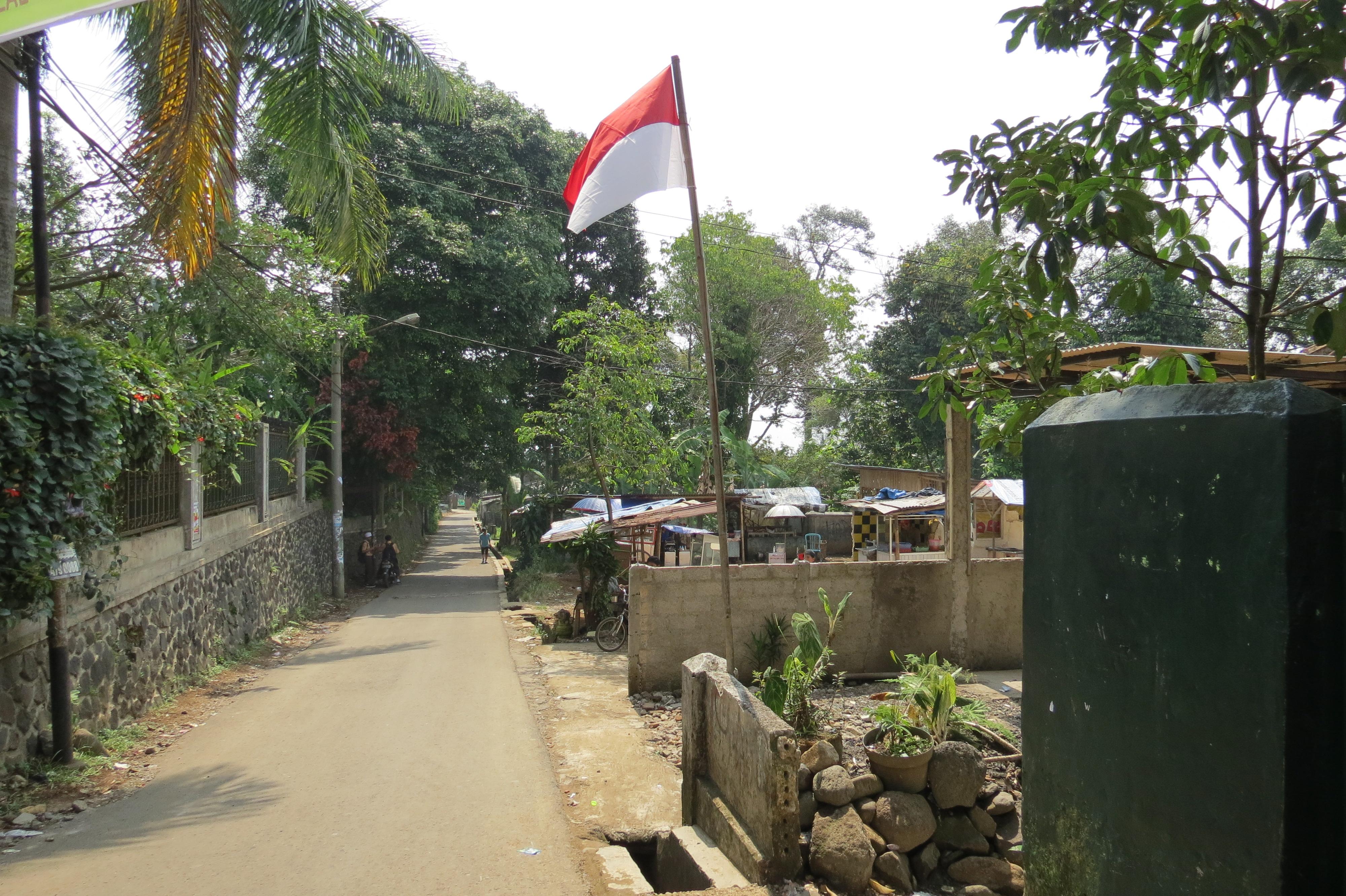 Carrers barri Indonèsia. Viatge. Berta Torras