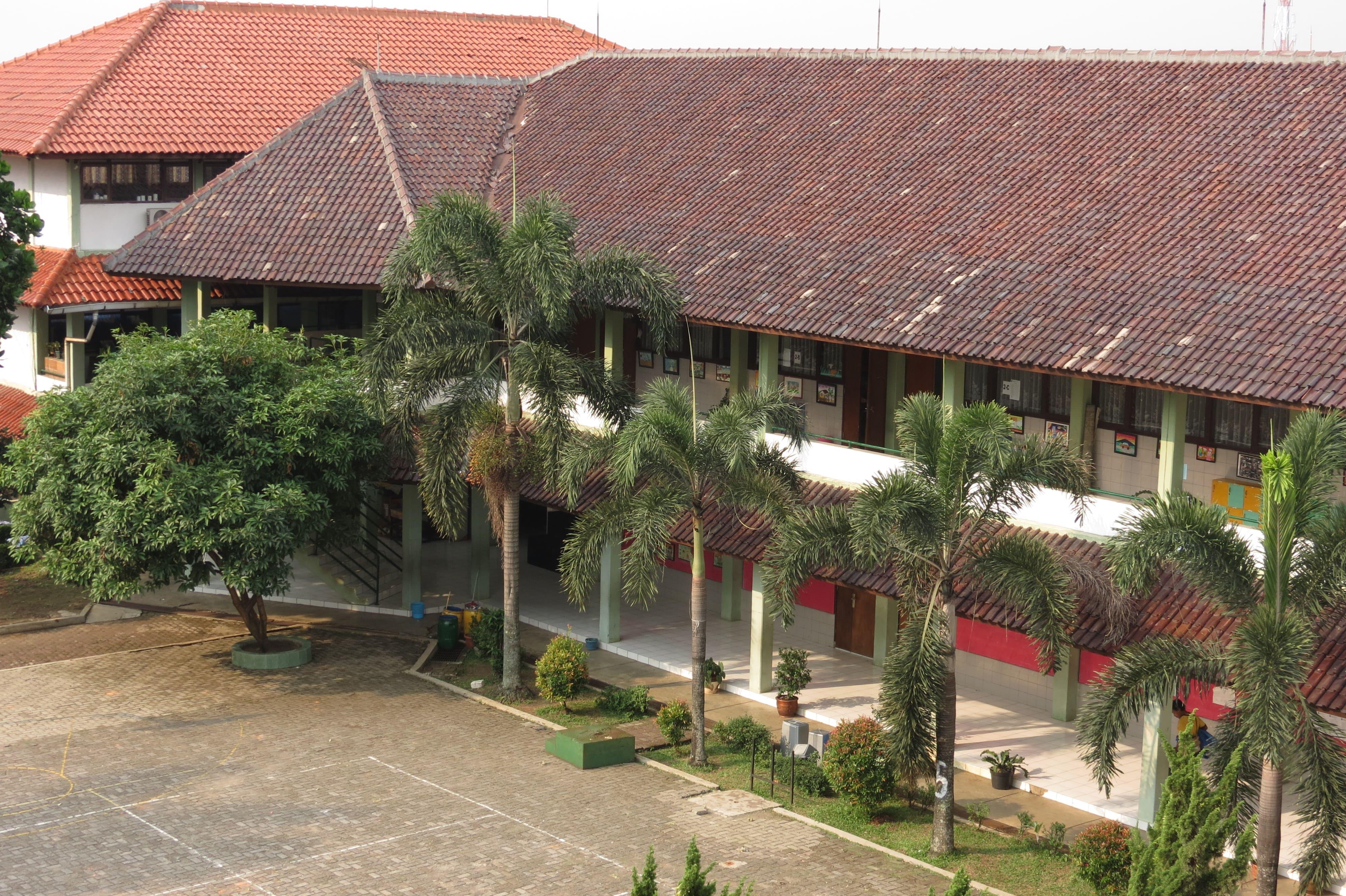 Escola d'Indonèsia. Berta Torras