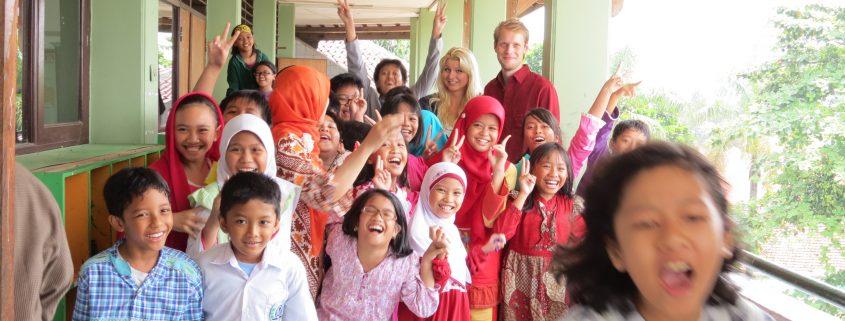 Escola pública d'Indonèsia. Berta Torras