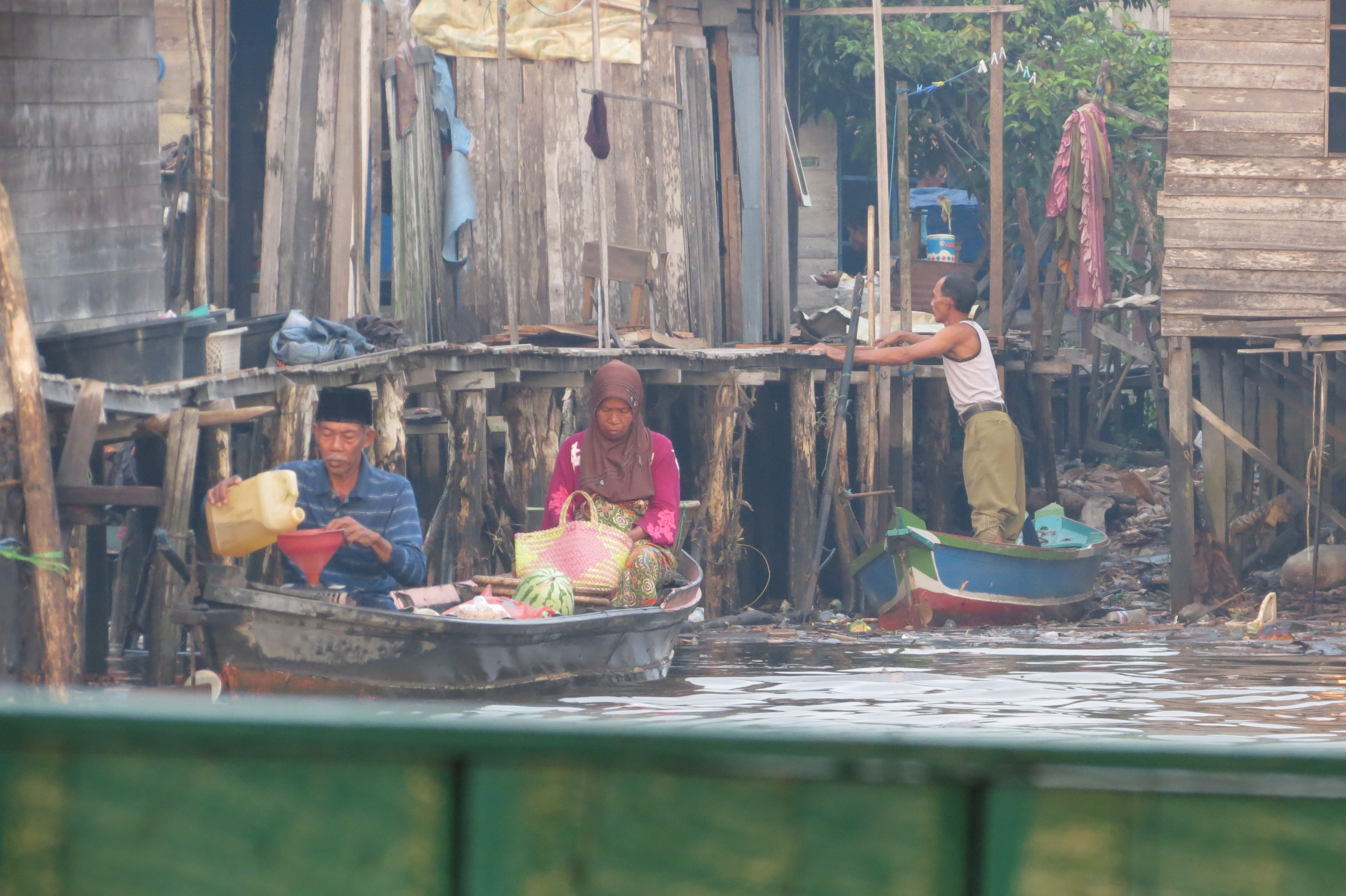 floating market mercat flotant