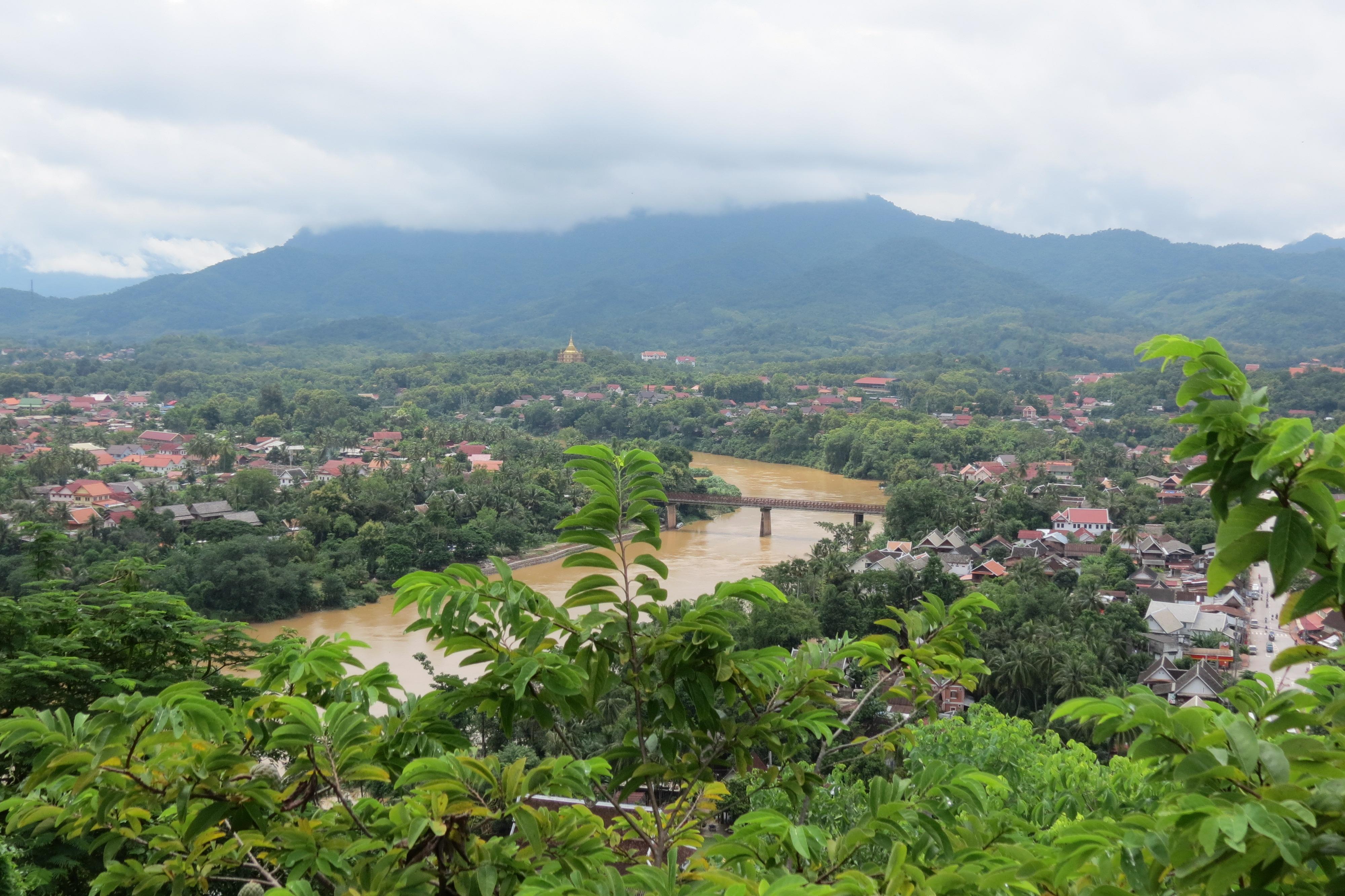 Phousi Hill Luang Prabang
