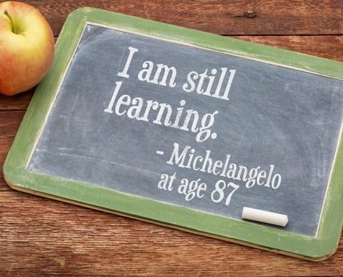 formació contínua continuous learning