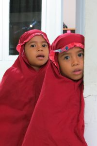 nenes Makassar children