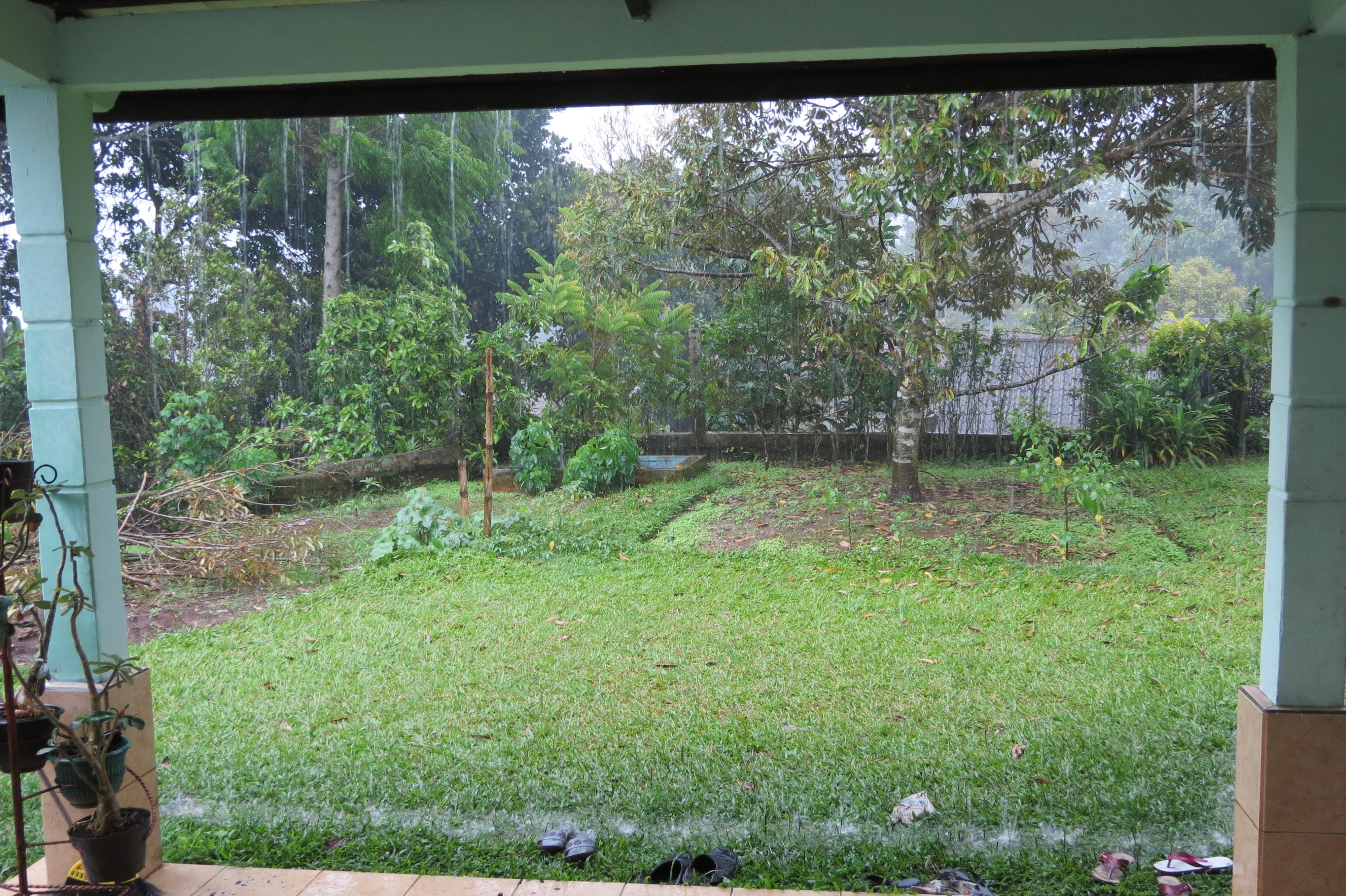 pluja Indonèsia