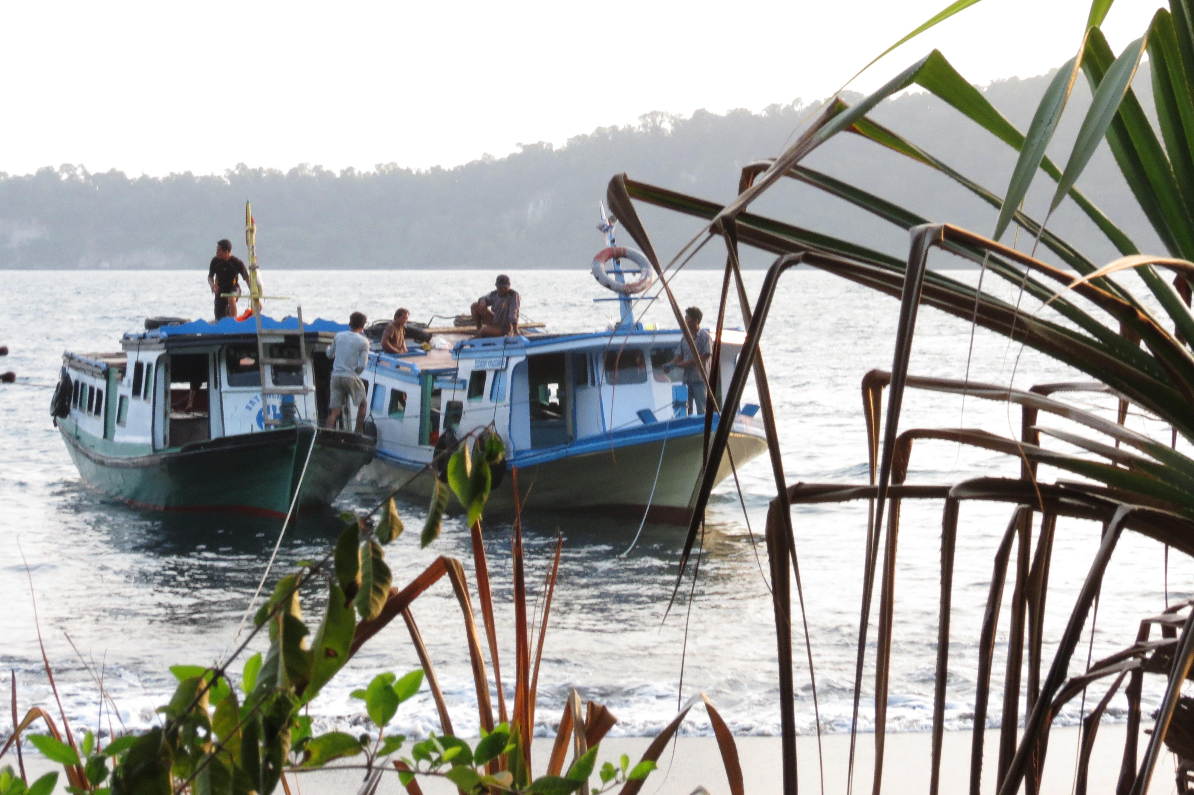 vaixells Sumatra Berta
