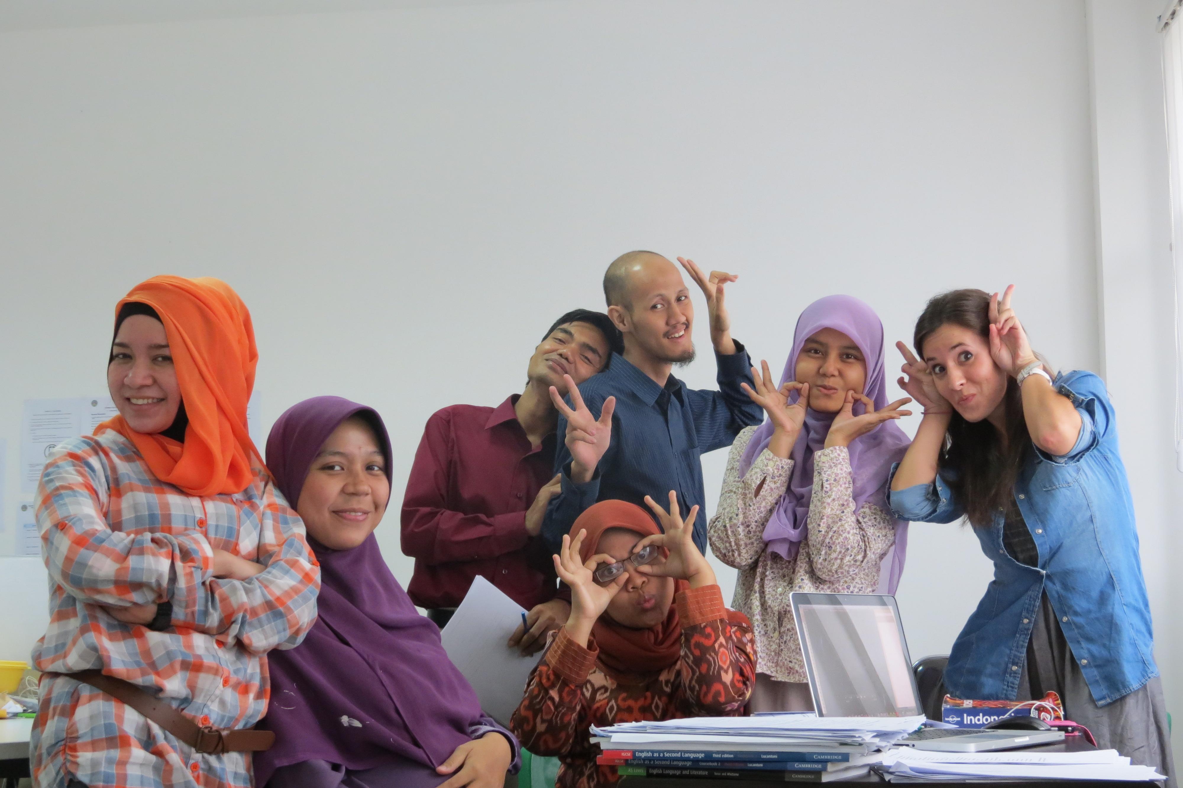 mestra Indonèsia Berta