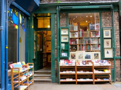 York book shop