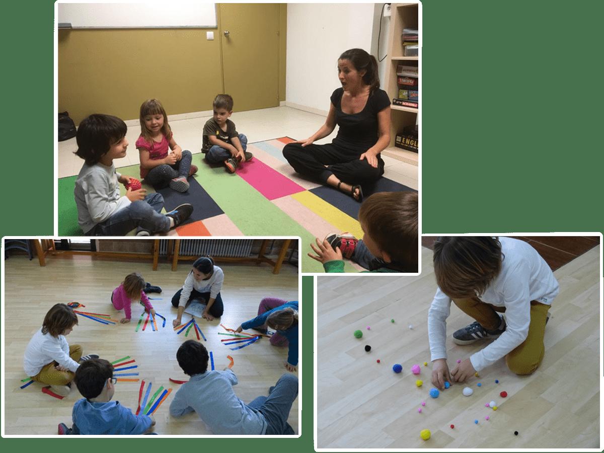 Workshops L'Escola del Món