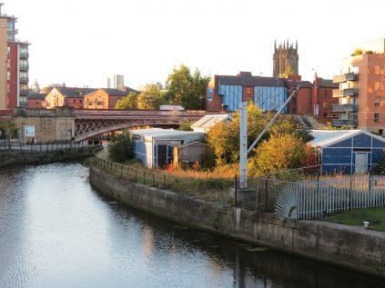 Leeds canal