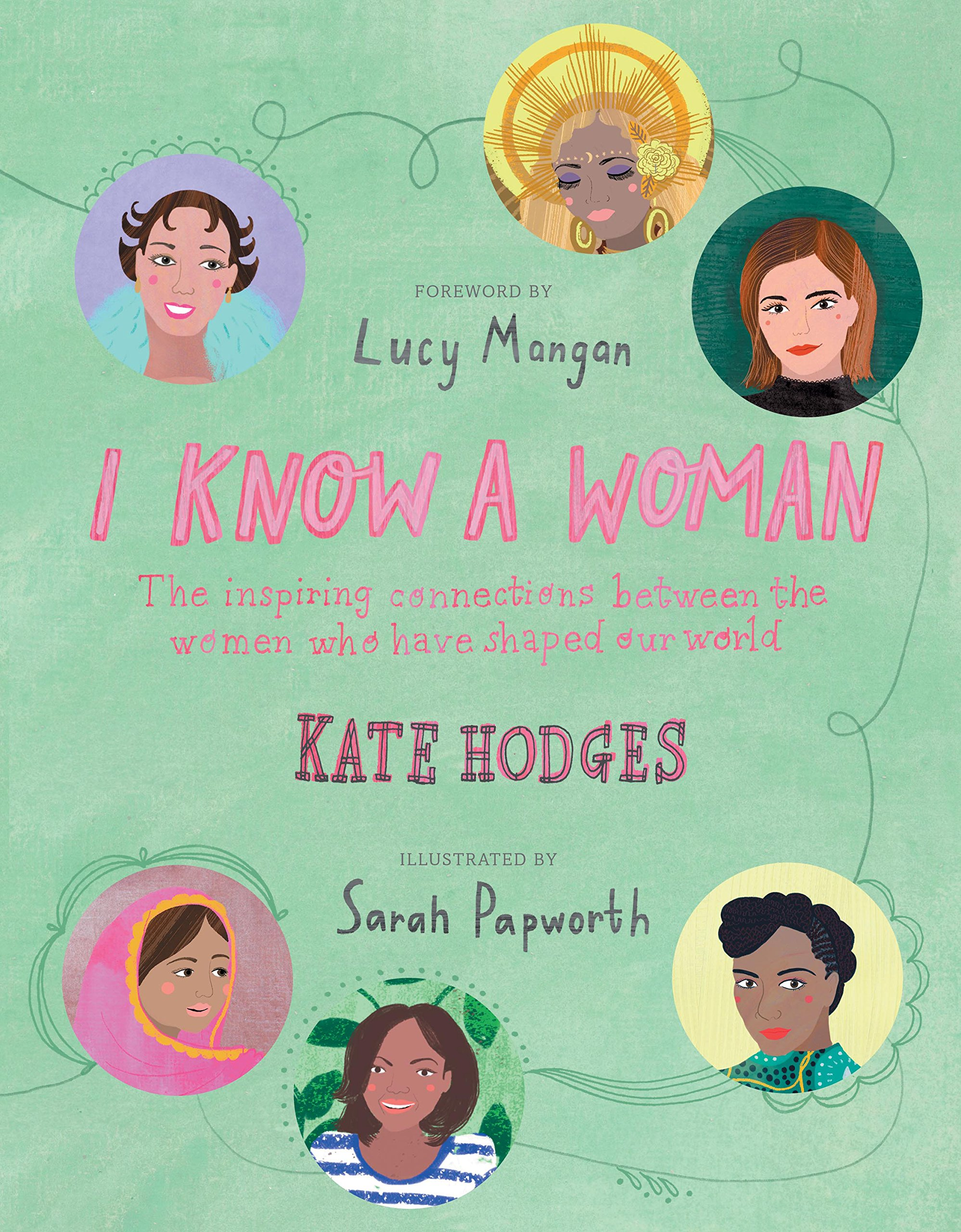 I know a woman libros inglés