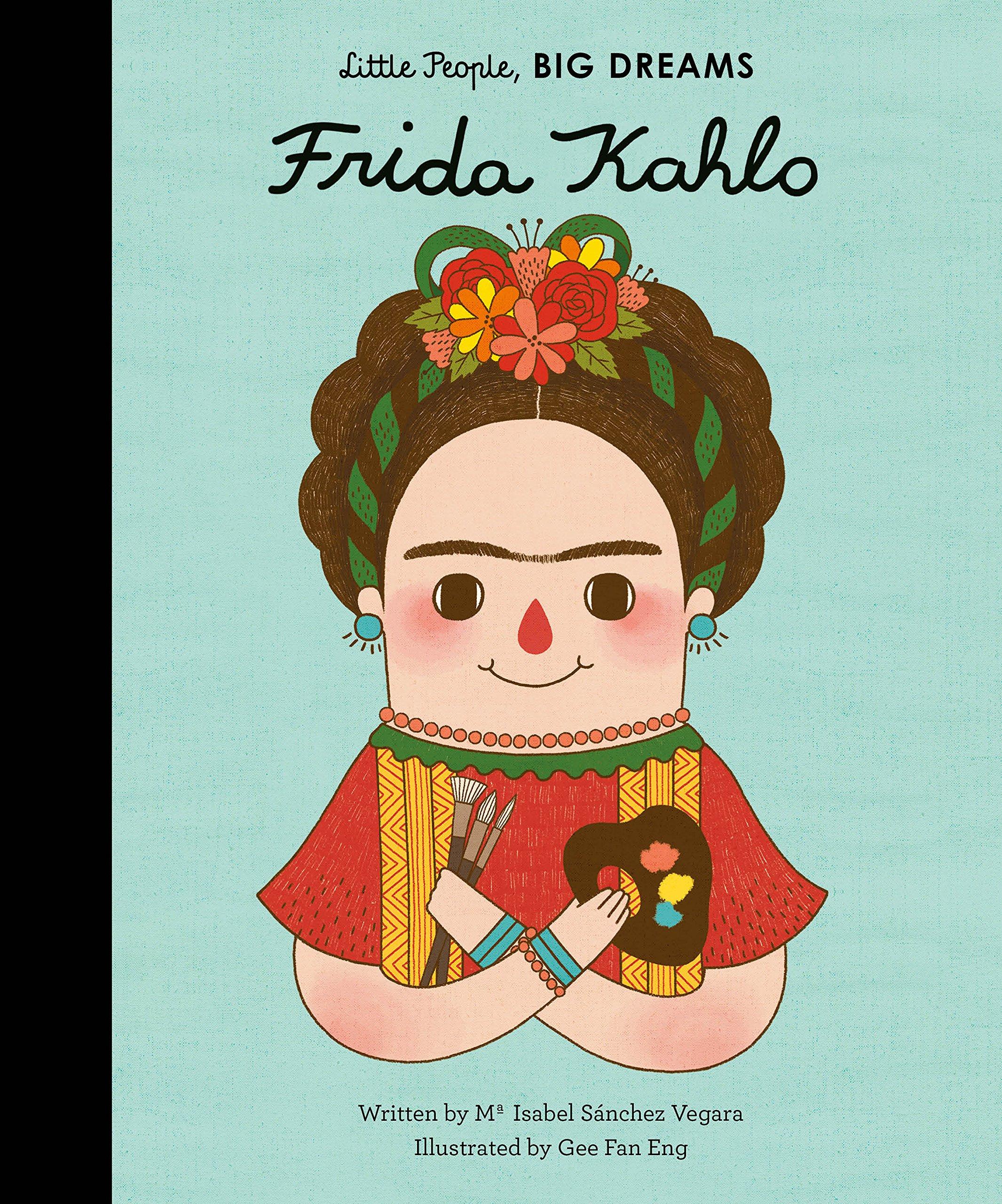 Frida_Kahlo books english
