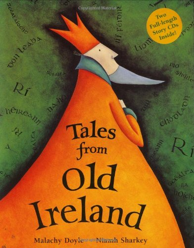 tales from old ireland books English