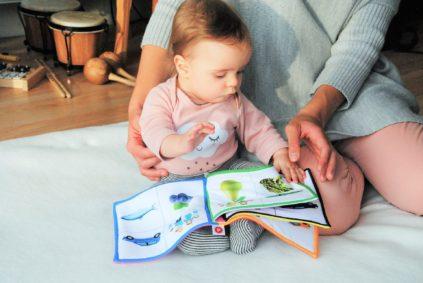 libros inglés bebés