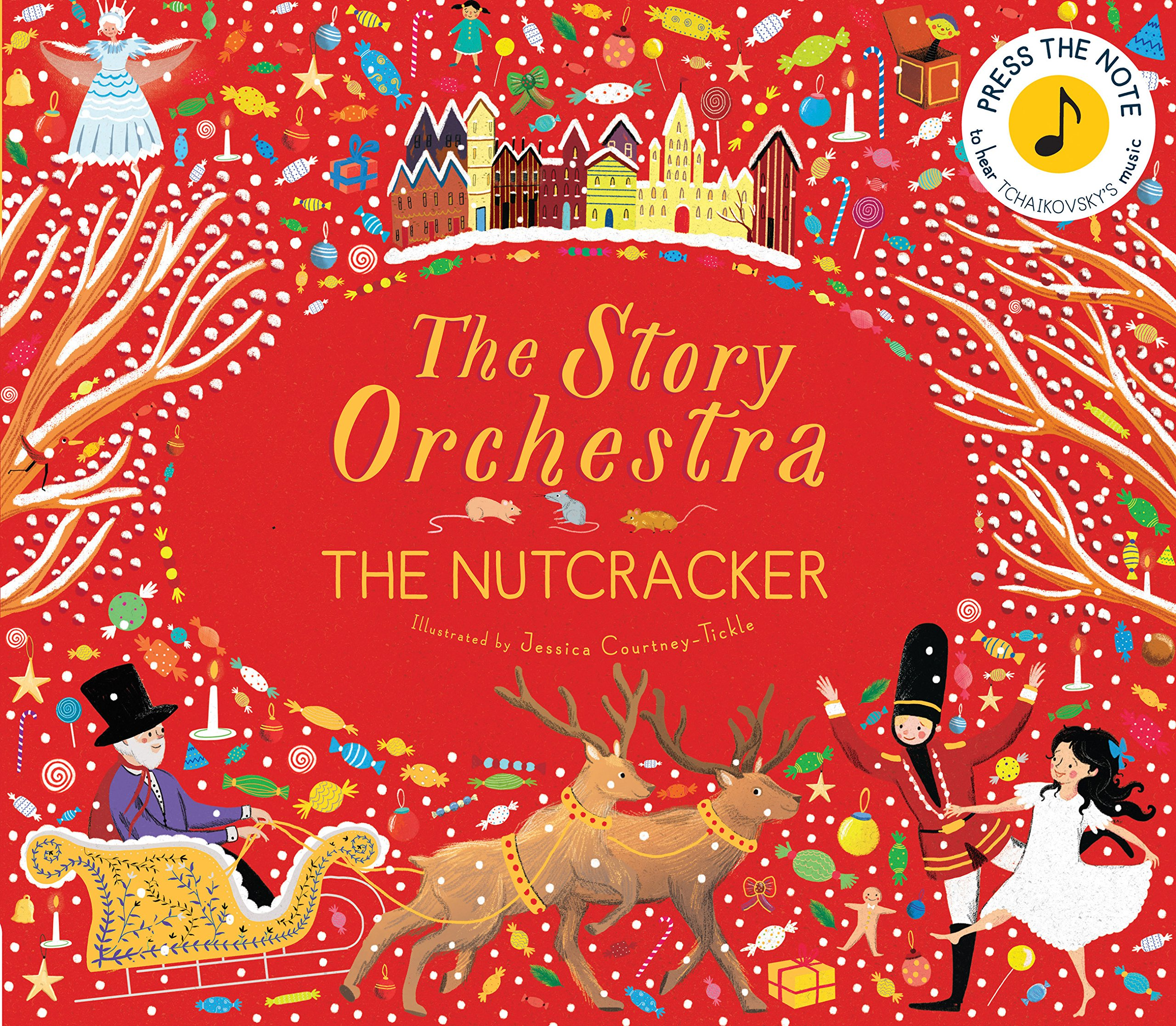 cuentos inglés niños música