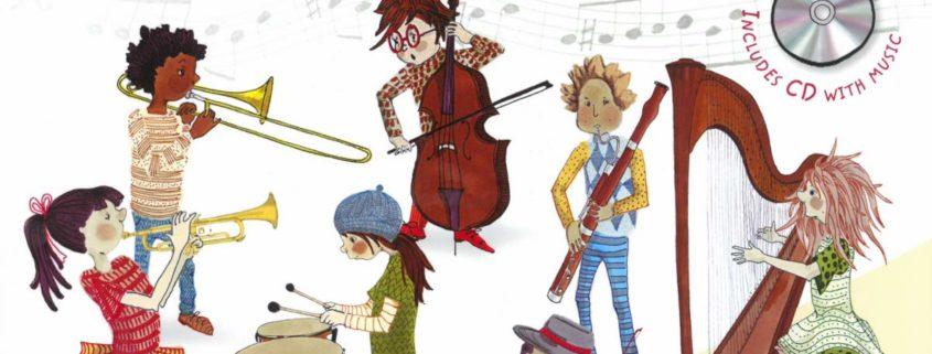orquesta inglés