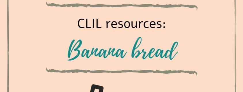 banana bread receta inglés